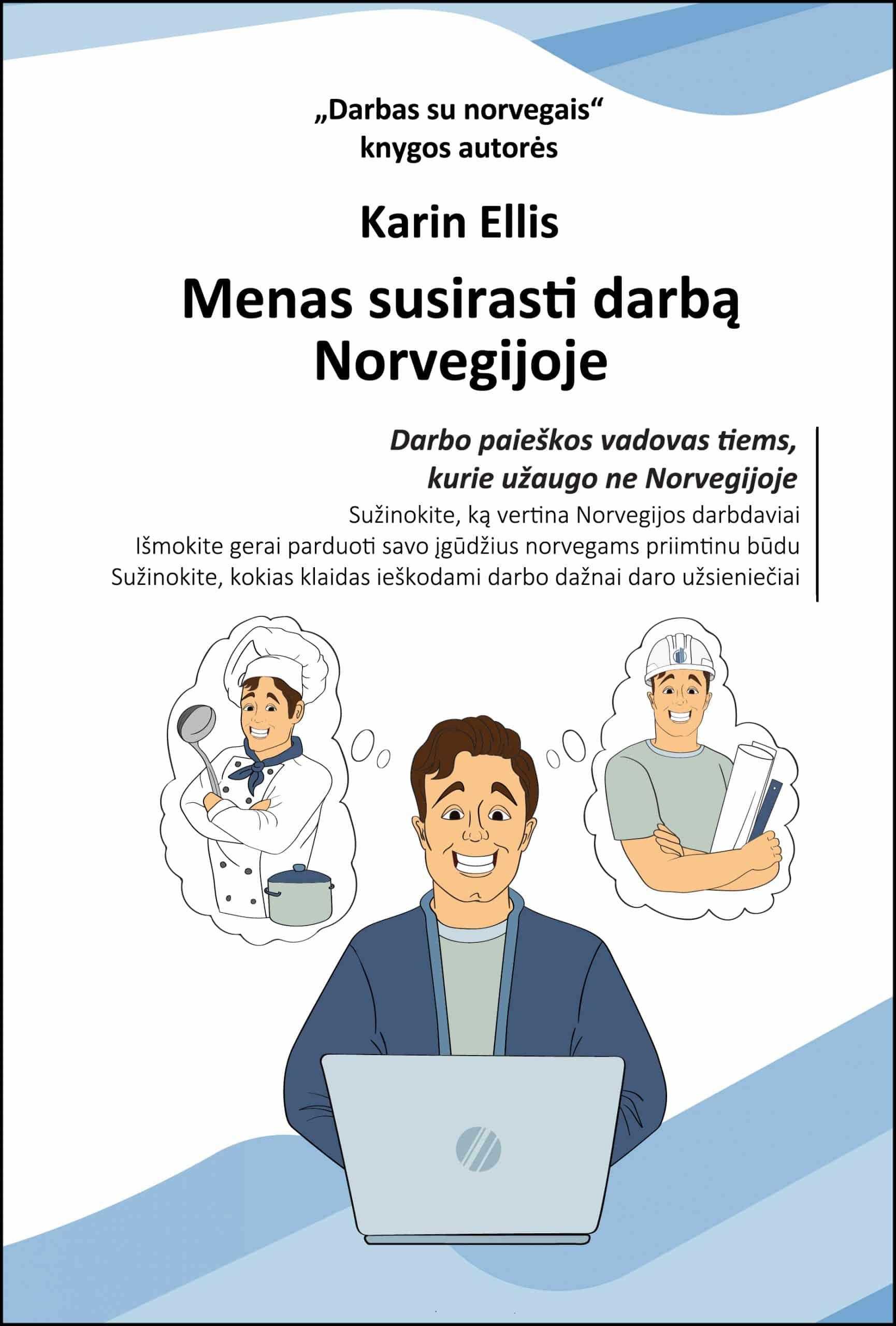 Menas susirasti darbą Norvegijoje
